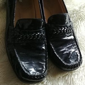 Geox respira loafers